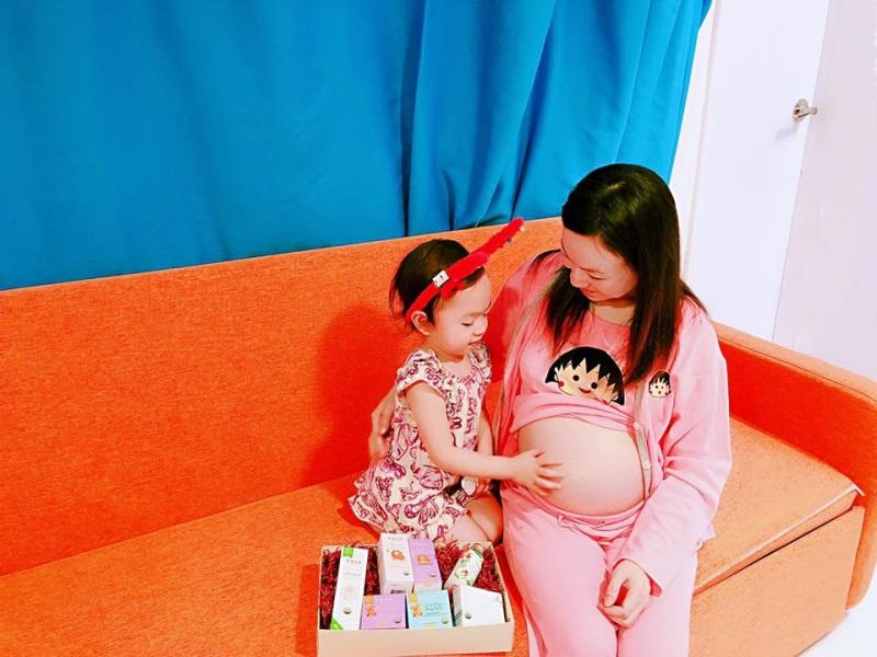懷孕時期我的止癢退粒法寶◉Znya Organics 萬用膏 + USDA 有機天然妊娠紋油☆ ...