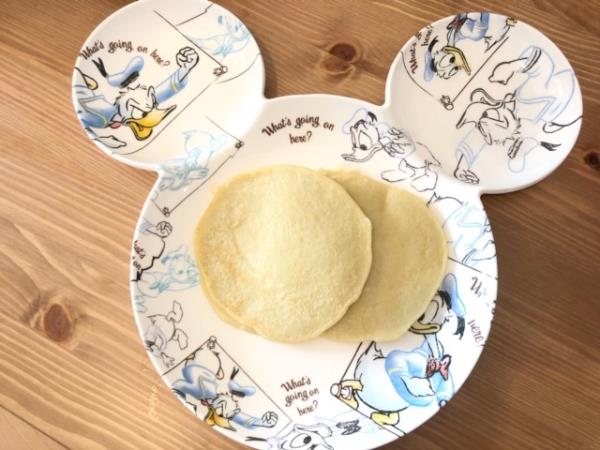 【幼兒/BLW食譜】米糊pancake